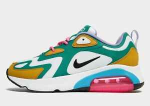 colourful nike trainers